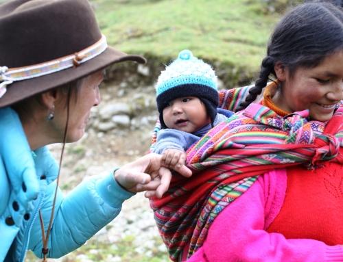 Twelfth annual trek to remote Q'ero villages