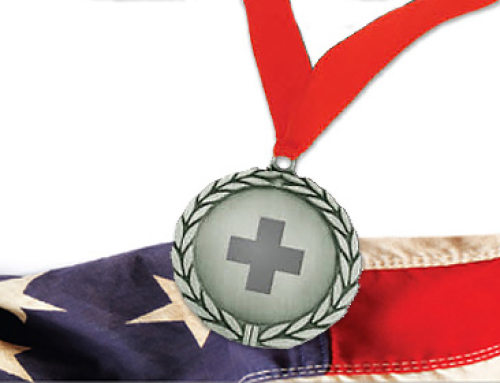 Co-founders win Red Cross award