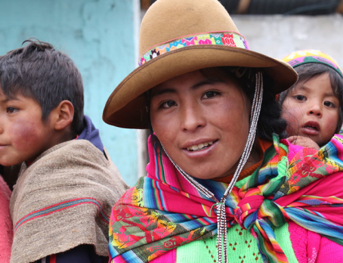 10th Annual Dinner and Auction: Weaving Hope in the Andes