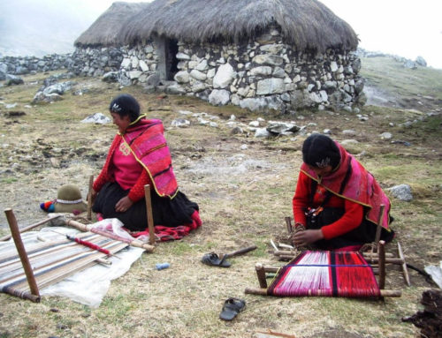 Q'ero Textiles are Cultural Narratives