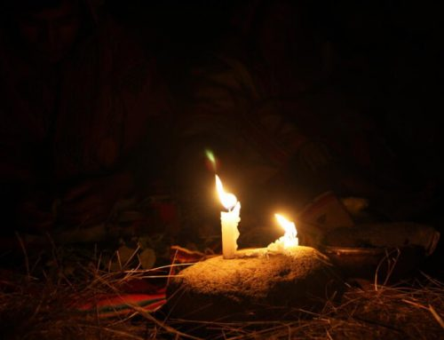 Lighting a Candle of Hope in Dark Times